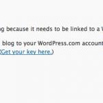 API Keyを入力